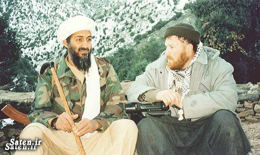 عکس بن لادن