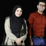 جنجال دوباره فرزاد حسنی با عشق دوم + عکس