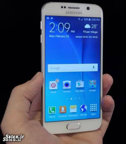 مشخصات گلکسی اس 6 مشخصات Galaxy S6 قیمت گلکسی اس 6 قیمت Galaxy S6
