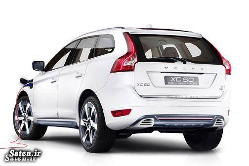 گرانترین خودرو وارداتی گرانترین خودرو ایران قیمت Volvo XC60 قیمت Volvo V40 قیمت Lexus ES250