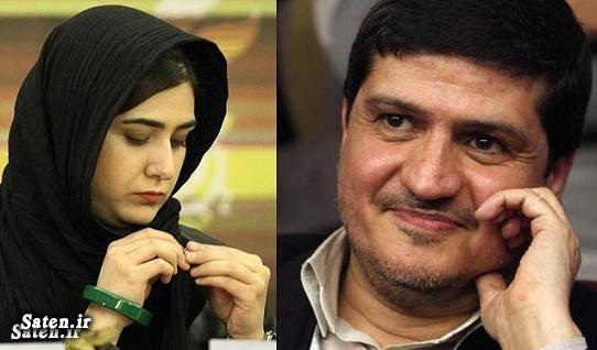 همسر باران کوثری ممنوع التصویر شوهر باران کوثری سوابق علیرضا سجادپور