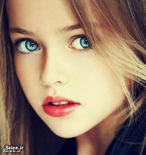 عکس سوپر مدل زیباترین دختر بیوگرافی کریستینا پیمنوا Kristina Pimenova