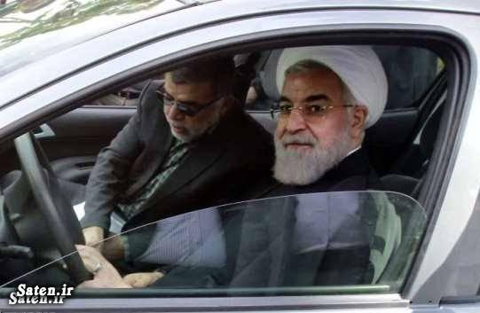 ماشین حسن روحانی سوابق حسن روحانی ساختمان ریاست جمهوری خودرو حسن روحانی خانه حسن روحانی