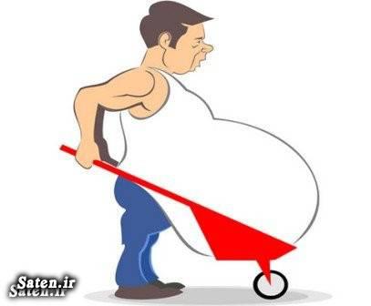 کوچک کردن شکم کاهش وزن رژیم غذایی تناسب اندام درمان چاقی بهترین روش کاهش وزن