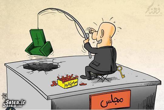 کاریکاتور مجلس کاریکاتور دولت