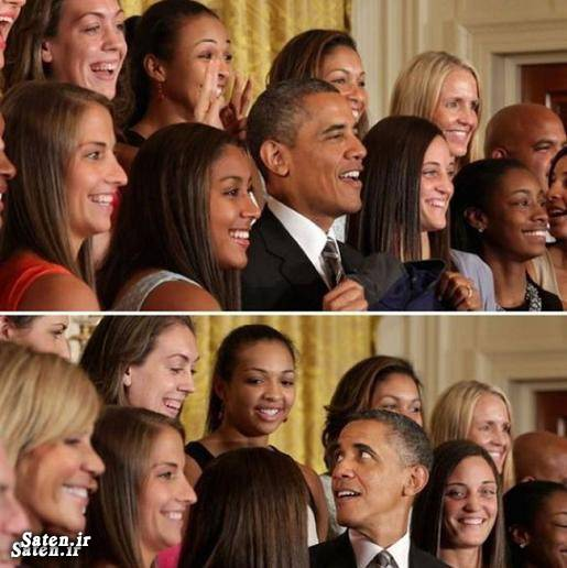 همسر باراک اوباما کاریکاتور اوباما طنز باراک اوباما زن باراک اوباما دختر باراک اوباما خانواده باراک اوباما بیوگرافی باراک اوباما ازدواج باراک اوباما