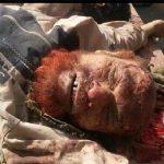 عزت ابراهیم الدوری معاون صدام ، دیکتاتور عراق کشته شد + عکس
