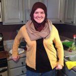 ابتکار جالب و تحسین برانگیز زن مسیحی در حمایت از مسلمانان + عکس