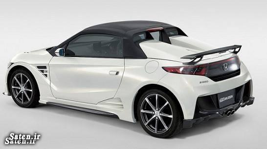 مشخصات هوندا مجله خودرو قیمت هوندا خودرو هوندا Honda S660