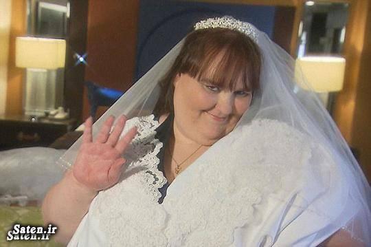 چاق ترین عروس چاق ترین زن چاق ترین دختر