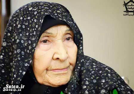 مراسم ختم سکینه ضیایی مادر محمد خاتمی عکس سکینه ضیایی خانواده محمد خاتمی
