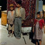 لباس و پوشش جالب زنان و مردان، اوایل سلطنت محمدرضا شاه پهلوی + عکس
