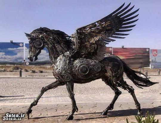 پگاسوس پدیده شاندیز Pegasus