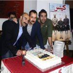 آرش برهانی و احمد مهرانفر در جشن تولد محسن تنابنده + تصاویر