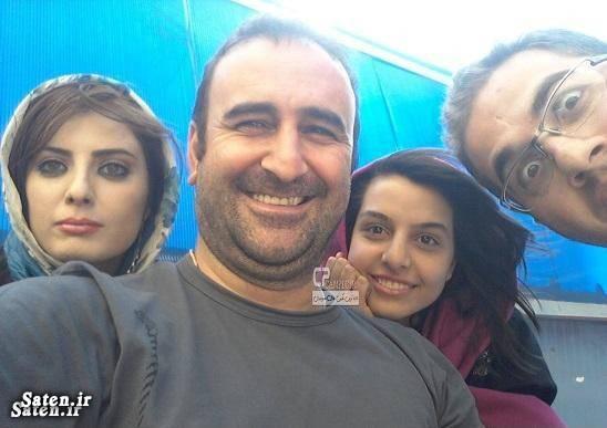 همسر مهران احمدی سریال پایتخت 4 بیوگرافی مهران احمدی بازیگران پایتخت 4