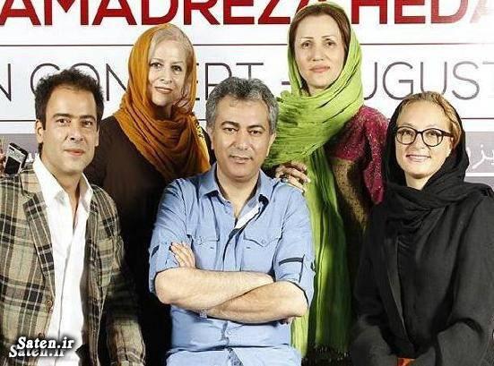 همسر محمدرضا هدایتی همسر بازیگران دانلود آهنگ جدید محمدرضا هدایتی بیوگرافی محمدرضا هدایتی بازیگران سریال در حاشیه