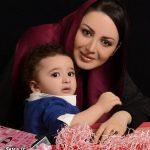 ازدواج شیلا خداداد و فرزین سرکارات ۵ ساله شد + عکس جدید