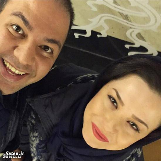 همسر نرگس محمدی همسر علی اوجی همسر بازیگران بیوگرافی علی اوجی بازیگران سریال در حاشیه ازدواج نرگس محمدی ali oji