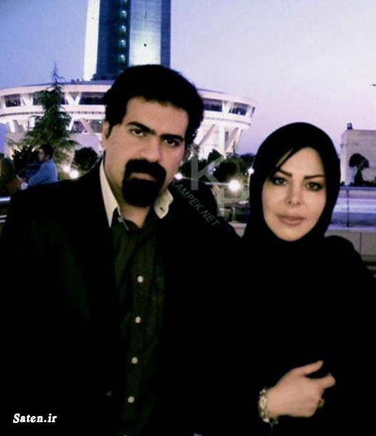 همسر فلور نظری همسر اکرم محمدی شوهر فلور نظری بیوگرافی بازیگران felor nazari