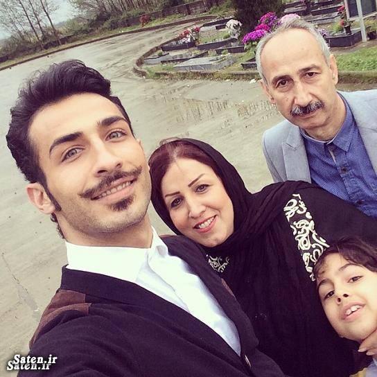 همسر مهران ضیغمی همسر بازیگران بیوگرافی مهران ضیغمی اینستاگرام بازیگران