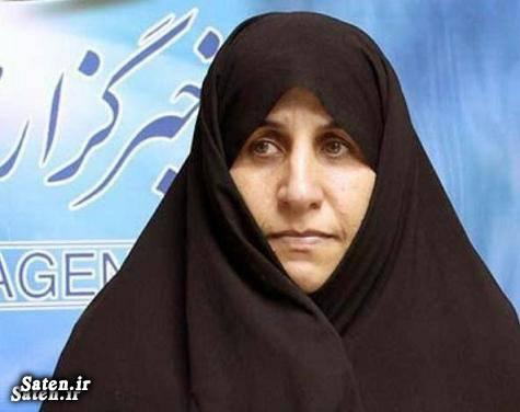 خواهر احمدی نژاد خاطرات هاشمیرفسنجانی بیوگرافی پروین احمدی نژاد