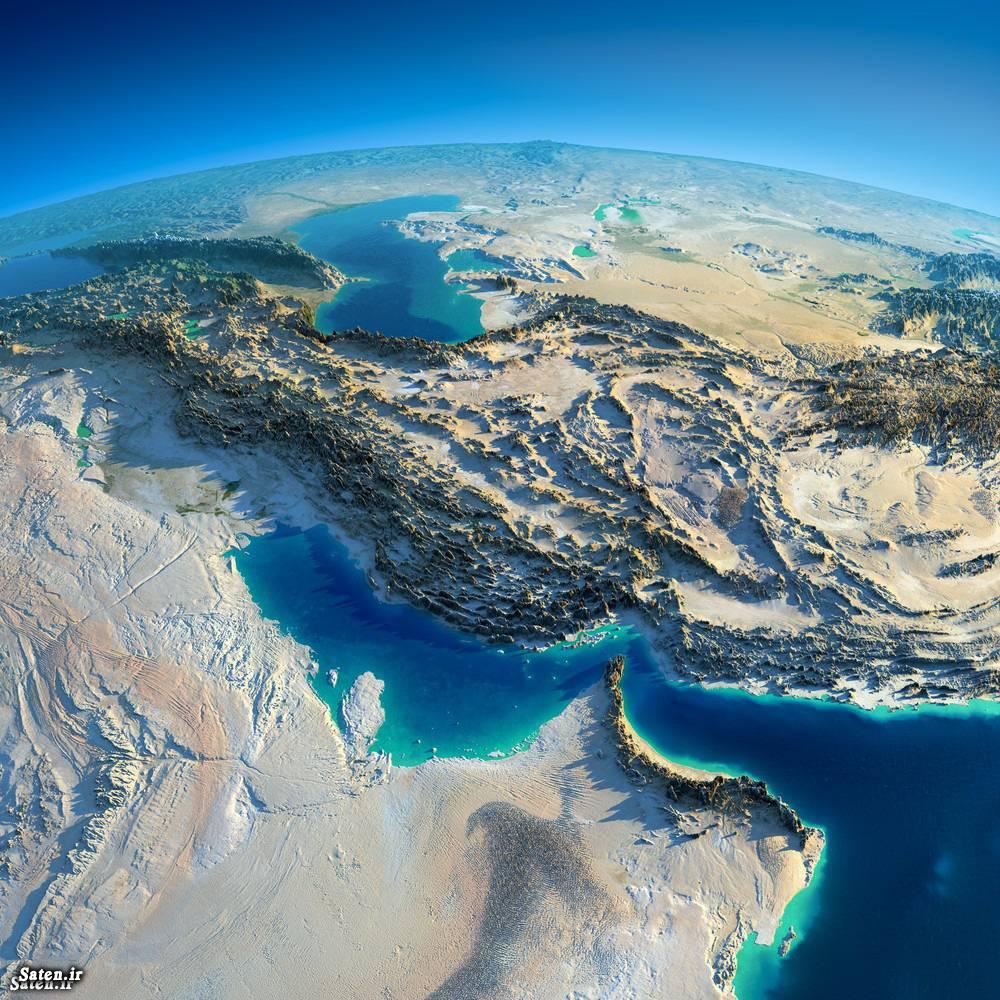 عکس ناسا از ایران عکس ناسا عکس زیبا تصویر زیبا تصاویر ناسا از ایران