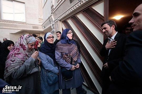 هواداران احمدی نژاد همسر احمدی نژاد طرفداران احمدی نژاد سوابق احمدی نژاد سایت احمدی نژاد