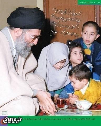 منزل سید علی خامنه ای فرزندان علی خامنه ای فرزندان رهبر فرزندان آیت الله خامنه ای خانواده سیدعلی خامنه ای خانواده رهبر خانه رهبر