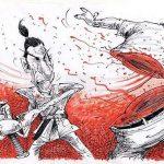 انتقام آندو تیموریان ! / کاریکاتور