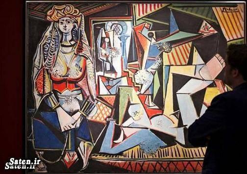 نقاشی های پیکاسو گرانترین تابلو قیمت تابلو پیکاسو سبک کوبیسم