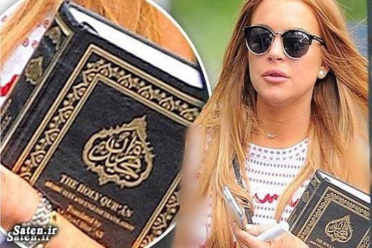 بیوگرافی لیندسی لوهان بازیگر هالیوودی Lindsay Lohan