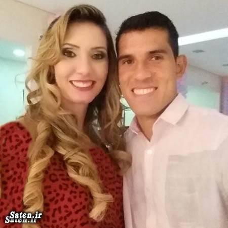 همسر فرناندو گابریل همسر بازیکنان پرسپولیس بیوگرافی فرناندو گابریل