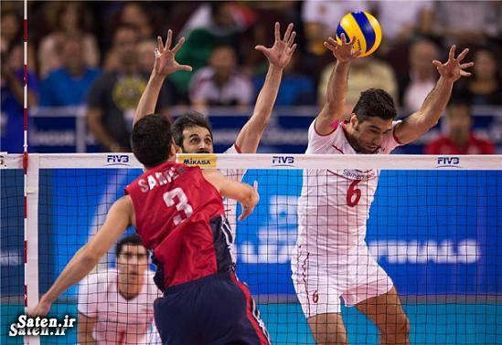 عکس والیبال عکس لیگ جهانی والیبال جدول لیگ جهانی والیبال اخبار والیبال اخبار لیگ جهانی والیبال
