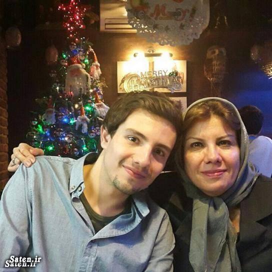 همسر امیر کاظمی بیوگرافی مهتاب محسنی بیوگرافی امیر کاظمی