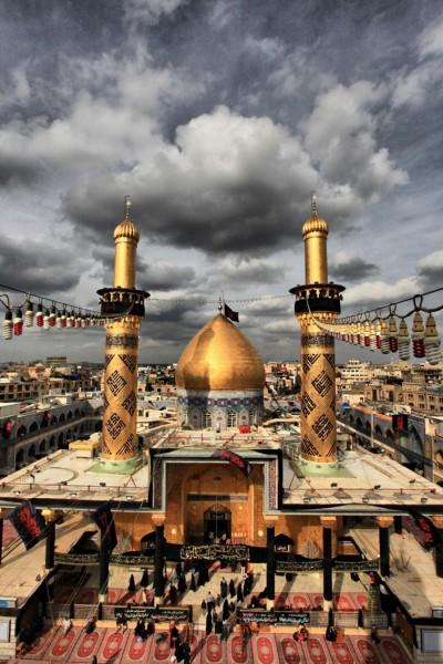 شهادت حضرت عباس شفای مریضان حضرت ابوالفضل حرم حضرت ابوالفضل العباس