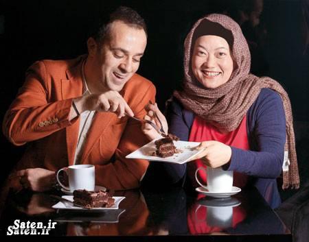 آنچه از زندگی خصوصی احمد مهرانفر (ارسطو) نمی دانید + عکس همسرش