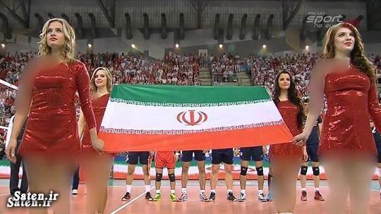 عکس بدون سانسور تماشاگران زنان تماشاگر والیبال زن لهستانی دختران تماشاگر والیبال دختر لهستانی
