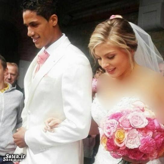 عروسی فوتبالیست ها عروسی بازیکنان زندگینامه کریس رونالدو رافائل واران خانواده کریس رونالدو Raphael Varane