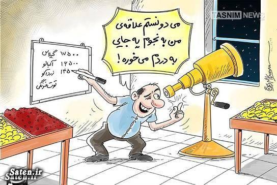 کاریکاتور قیمت کالا کاریکاتور قیمت کاریکاتور تدبیر و امید