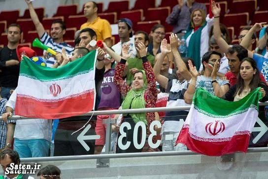 روسیه بازی ایران والیبال بلیط و رزرو