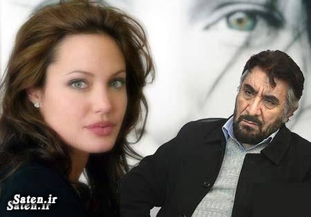 همسر آنجلینا جولی بیوگرافی فرج الله سلحشور بیوگرافی آنجلینا جولی