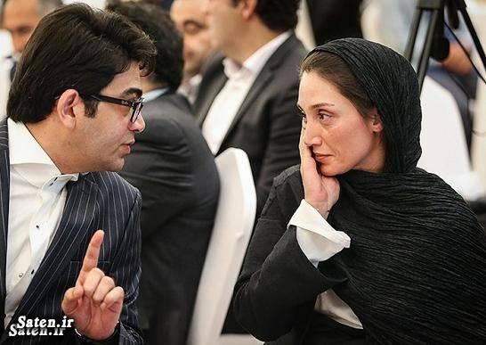 همسر هدیه تهرانی همسر فرزاد حسنی بیوگرافی فرزاد حسنی اینستاگرام هدیه تهرانی