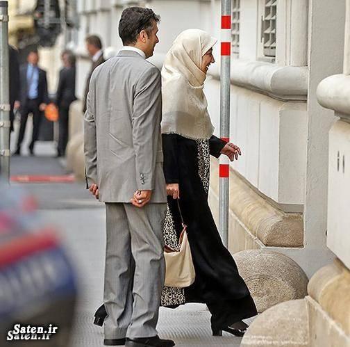 همسر جواد ظریف مذاکرات هسته ای عکس مذاکرات هسته ای سوابق حسین فریدون بیوگرافی حسین فریدون