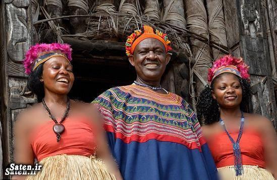 زندگی در کامرون چند همسری