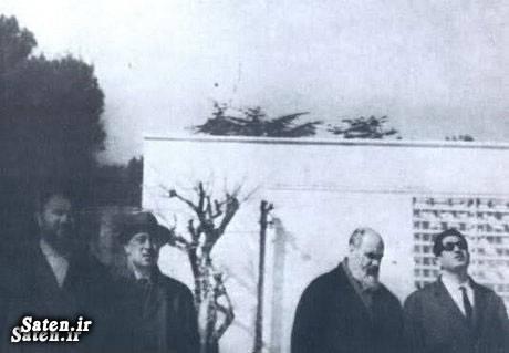 فرزند امام خمینی زندگینامه امام خمینی بیوگرافی امام خمینی اینستاگرام امام خمینی امام خمینی