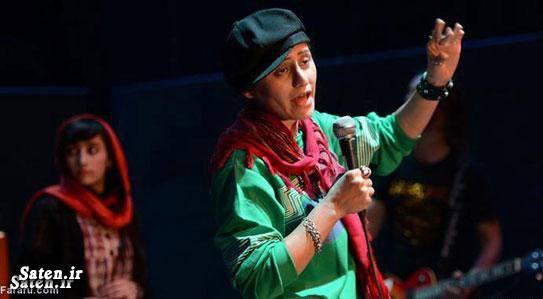 زن افغانی دختر افغانی خواننده افغانی
