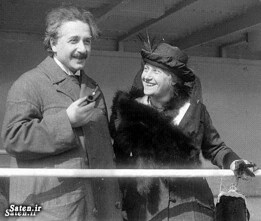 همسر آلبرت اینشتین مغز آلبرت اینشتین بیوگرافی آلبرت اینشتین
