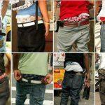ببخشید پسرهای امروزی هم لباس مردانه میپوشند؟! + عکس