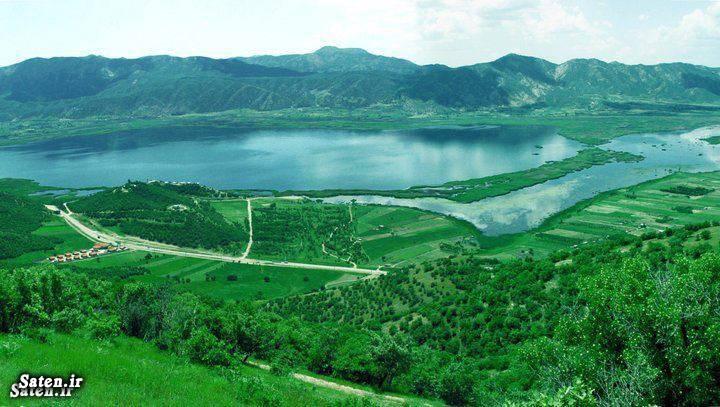 مناطق گردشگری ایران دریاچه زریوار تالاب زریوار بهترین مناطق گردشگری