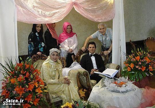 همسر امین حیایی مصاحبه امین حیایی بیوگرافی امین حیایی